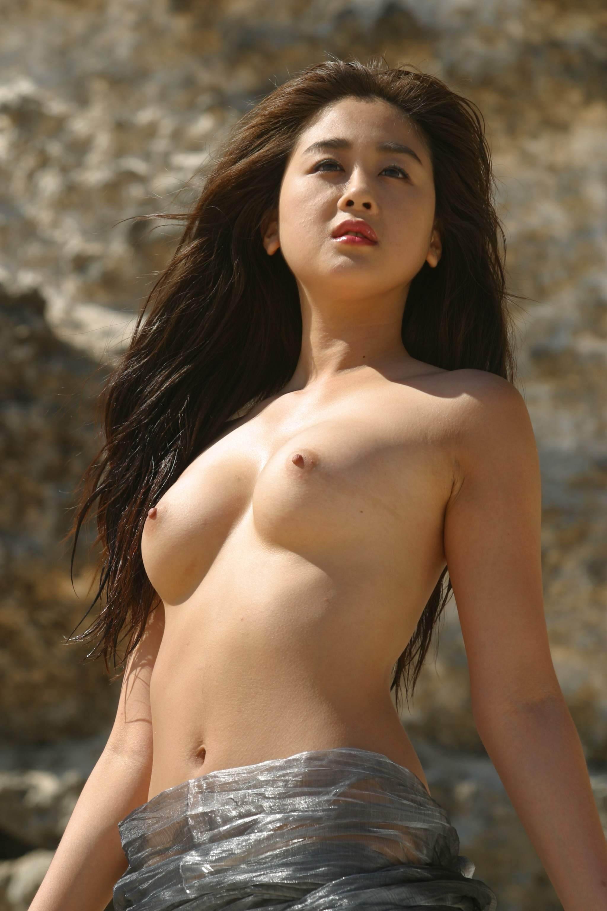 nude girls of korea